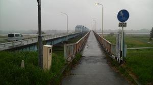 上武大橋(群馬側)