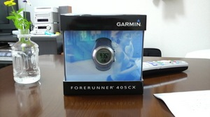 GARMIN Forerunner 405CX